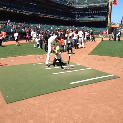 San Francisco Giants's post on Vine