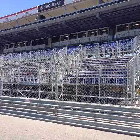 Monaco Race Track snapshots