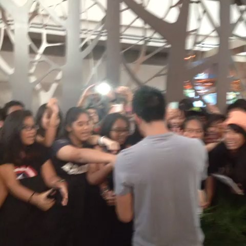 RYAN HIGA at MBS!