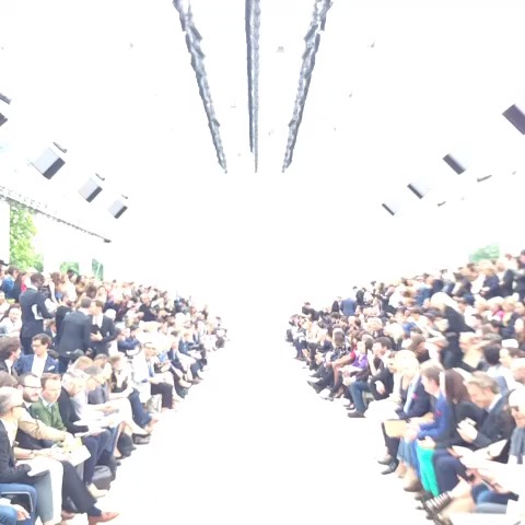 Watch the entire #Burberry Menswear S/S14 show in six seconds, filmed today in #London #LCM